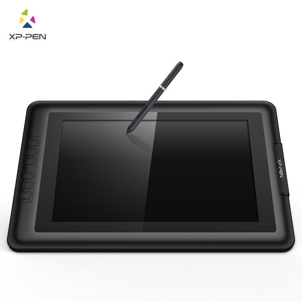 XP ручка Artist13.3 13.3 IPS Графика рисунок монитор ручка Дисплей с кронштейн для рисования аксессуары сумка для хранения
