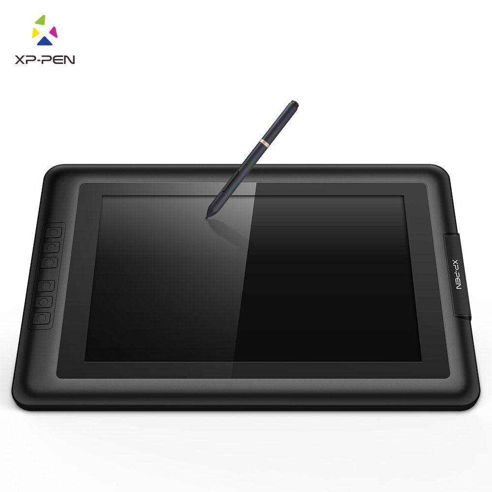 XP Pen Artist13.3 13.3 IPS Graphics Drawing Monitor Pen Display with Drawing Bracket Accessories Storage Bag
