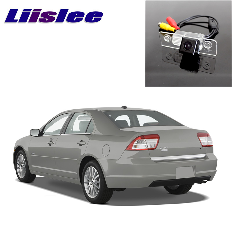 Liislee Car Reversing Camera For Mercury Milan / Sable High Quality Rear View Back Up Camera For Friends  CCD + RCA