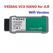 WIFI Version VXDIAG VCX NANO for JLR SDD V145 with Offline Engineer Version Multi Languages Diagnostic