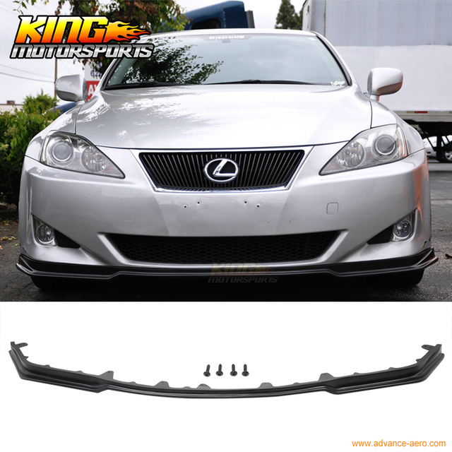 2007 Lexus Is350 Weight: For 06 08 Lexus IS250 IS350 Poly Urethane JDM Front Bumper