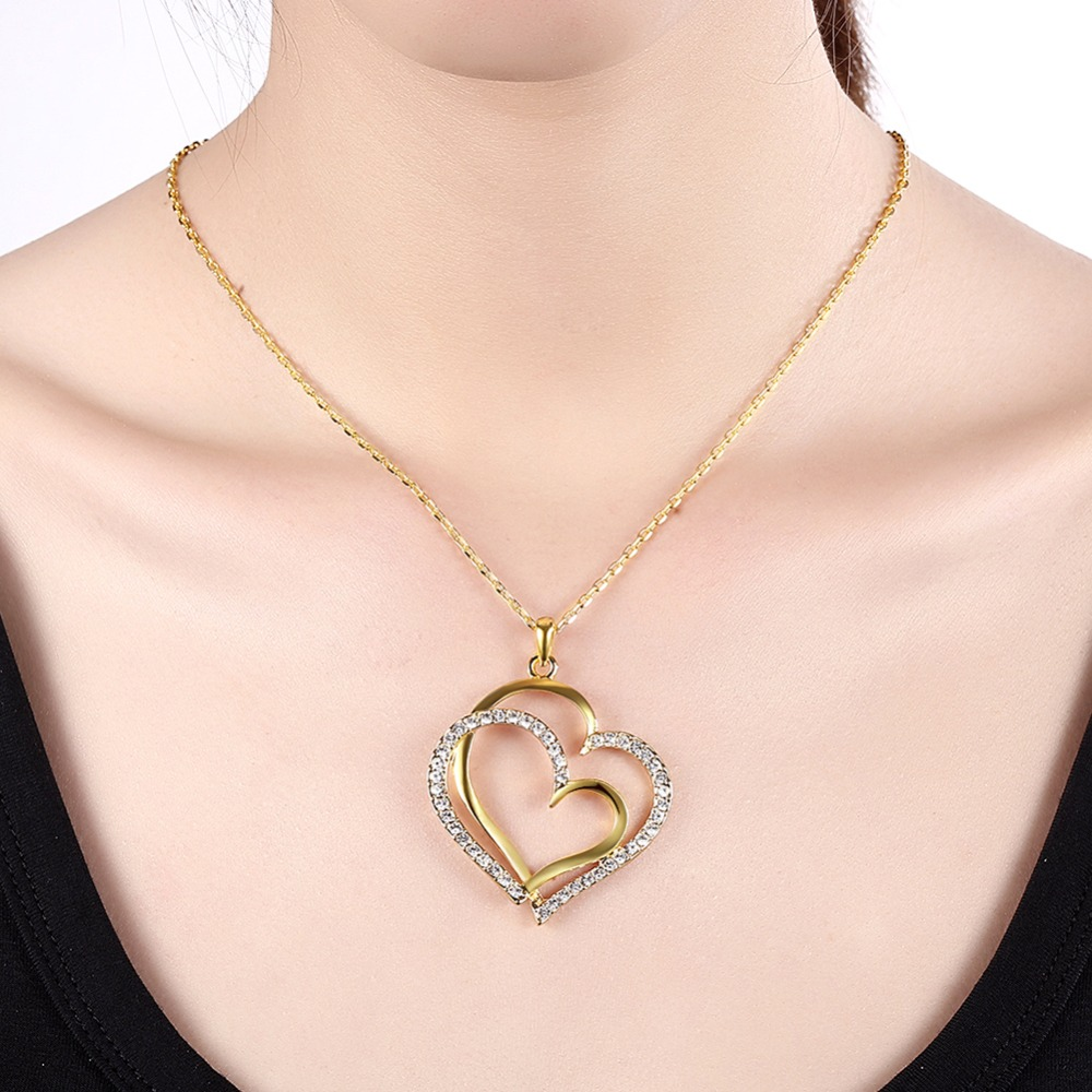 hei pendant wid return heart necklace fit id tiffany to fmt pendants jewelry constrain necklaces in mini gold tag double ed
