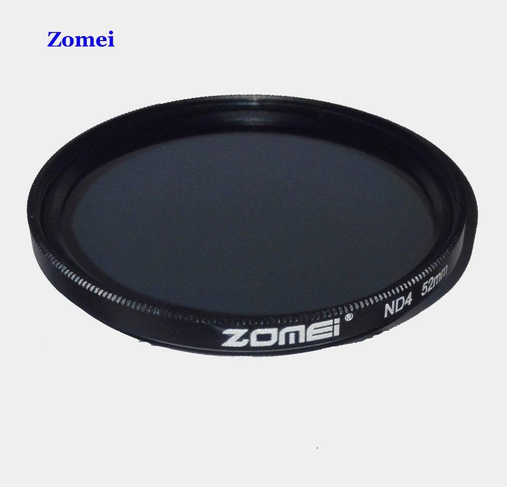 Profesional zomei 72mm nd nd4 filtro de densidad neutra Filtros neutra  protector filtro para Canon Nikon Sony Objetivos para cámaras 2be39f91f2a6