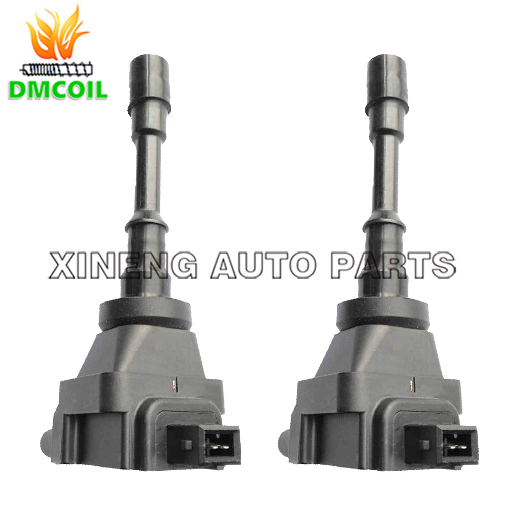 2 PCS ORIGINAL QUALITY IGNITION COIL FOR HAIMA HAPPIN ZOTYE 2008 5008 T200 1 3L 1