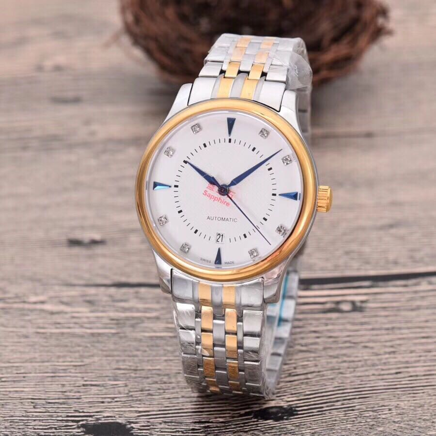 Mens Watches Top Brand Runway Luxury European Design Automatic Mechanical Watch S0938 цена и фото