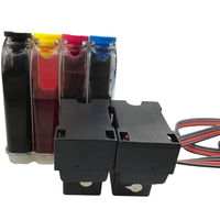 Compatible 810 811 Ink System Replacement for Canon PG810 CL811 for Pixma MP287 258 268 276 486 496 328 338 Printer
