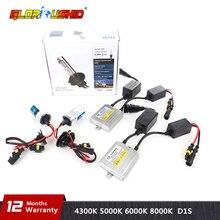 55W Xenon Bulb AC 12V C5 Canbus Error Free H4 H7 Xenon H1 H3 H11 9005 9006 881 D2S Hid Ballast 4300K 6000K 8000K Hid Kit