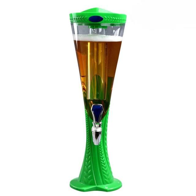 Online-Shop 1.5L Kunststoff Tabletop Abnehmbare Wein Bier Turm ...
