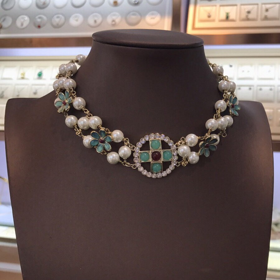 Runway Show Necklace