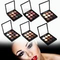 Professional Earth 9 Colors Matte Pigment Eyeshadow Palette Eye Shadow