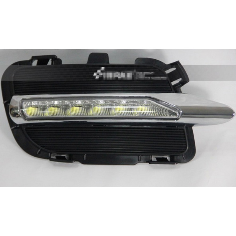 1 pair auto accessory Daytime running lights Car styling for M/azda 6 2011-2013
