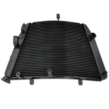 Радиатор мотоцикла кулер для Suzuki GSXR600 GSXR750 2006-2010 GSX-R600 GSX-R750 06-10 GSXR 600 750 алюминиевые детали охлаждения