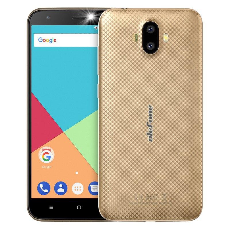 """Ulefone S7 Pro 5,0 """"мобильных телефонов MTK6580A 4 ядра 2 ГБ + 16 ГБ 13MP двойной сзади Cam gps Android 7,0 телефона"""