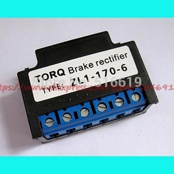 Free shipping    ZL1-170-6. brake rectifier. The rectifier device. The rectifier module sew rectifier module bg1 2 rectifier block sew rectifier sew brake module no 8269920