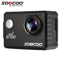 SOOCOO C100 4K Action Camera Outdoor Video Sports Camera Wifi Ultra HD Waterproof DV Camcorder 20MP
