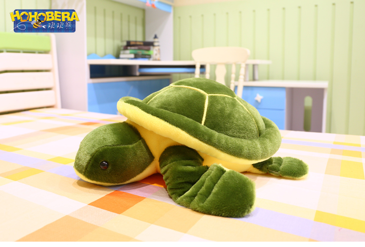 Plush toy turtle large turtles doll big fluffy pillow doll birthday gift to men and women turtle about 55cm эра стабилизатор sta 1000