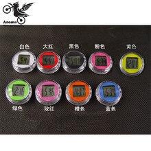 2016 new font b motorcycle b font Electronic Watch motorbike clock for yamaha honda suzuki kawasaki