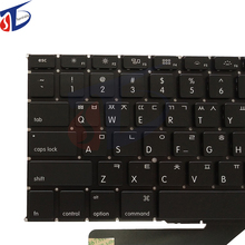 Brand New for Macbook retina 15.4″ A1398 America Korean US KR keyboard without backlight backlit Early 2015year