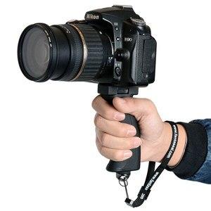 Image 3 - פעולה מצלמה יד גריפ ארגונומי אקדח ידית עבור Sony X3000 X1000 Xiaomi יי 4K 4K + Mijia ספורט מצלמת וידאו מייצב מחזיק