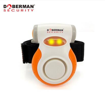 Doberman SE-0307 personal outdoor sports alarm bike ride warning lights at night