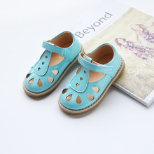 Fashion Kids Girls Shoes 2019 Spring Summer Holow Out Girls Sandals Children Pu Leather Shoes Baby Girl Princess Shoes girls shoes kids baby elegant crystal hollow princess shoes sandals baby sandalias kids pu sandal for girl summer shoes