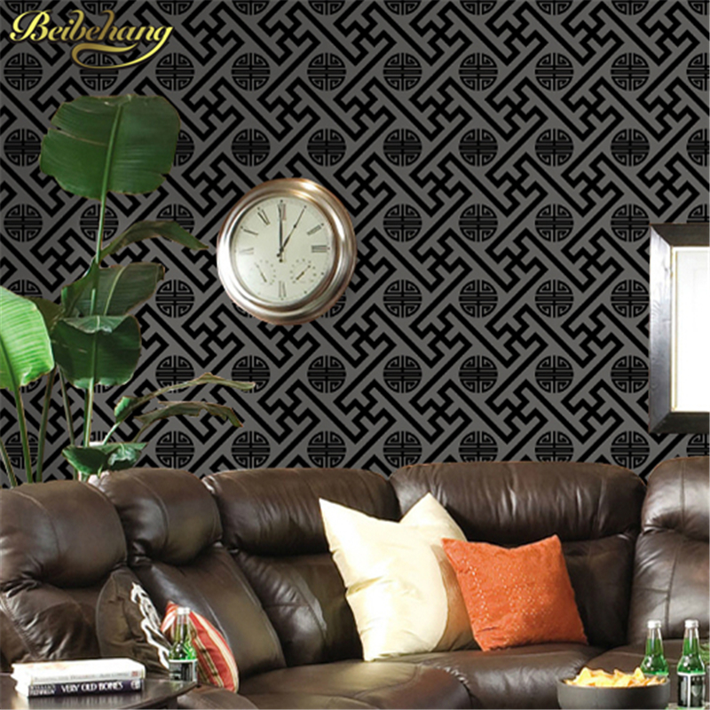 beibehang papel de parede 3d Wallpaper Roll Damask Wall paper For Wall Living room Bedroom TV Background wallpaper for walls 3 d beibehang 3d striped wall paper modern minimalist bedroom living room tv background wallpaper for walls 3 d papel de parede