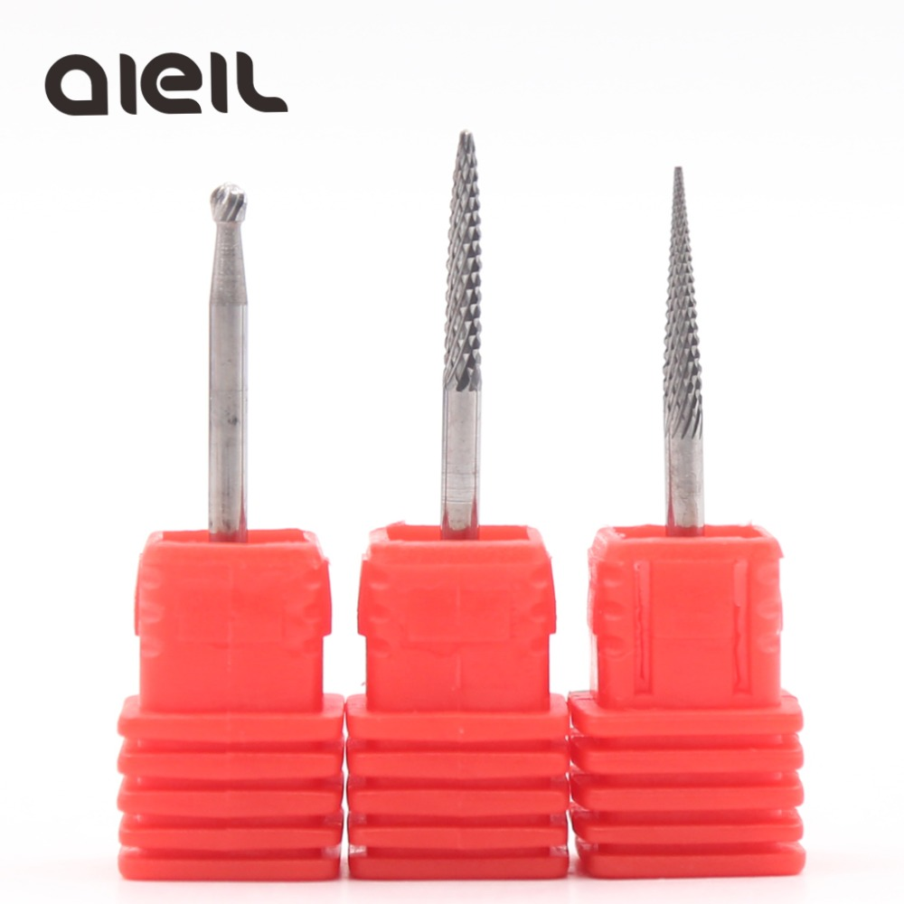 Carbide Drill Bit Milling Machine For Manicure Cutters For Manicure Tungsten Carbide Milling Cutter For Milling Machine Manicure