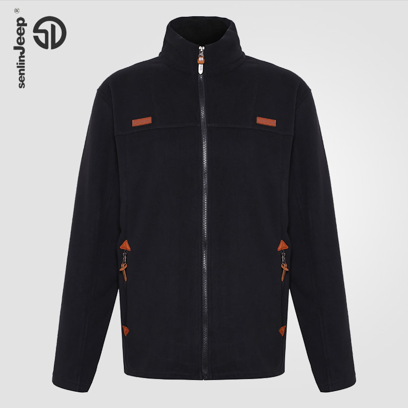 2017 Winter Men Hoodies Fashion Office Brand Sweatshirt High Quality Thick Warm Long Sleeve Casual Plus Velvet Zipper Jacket