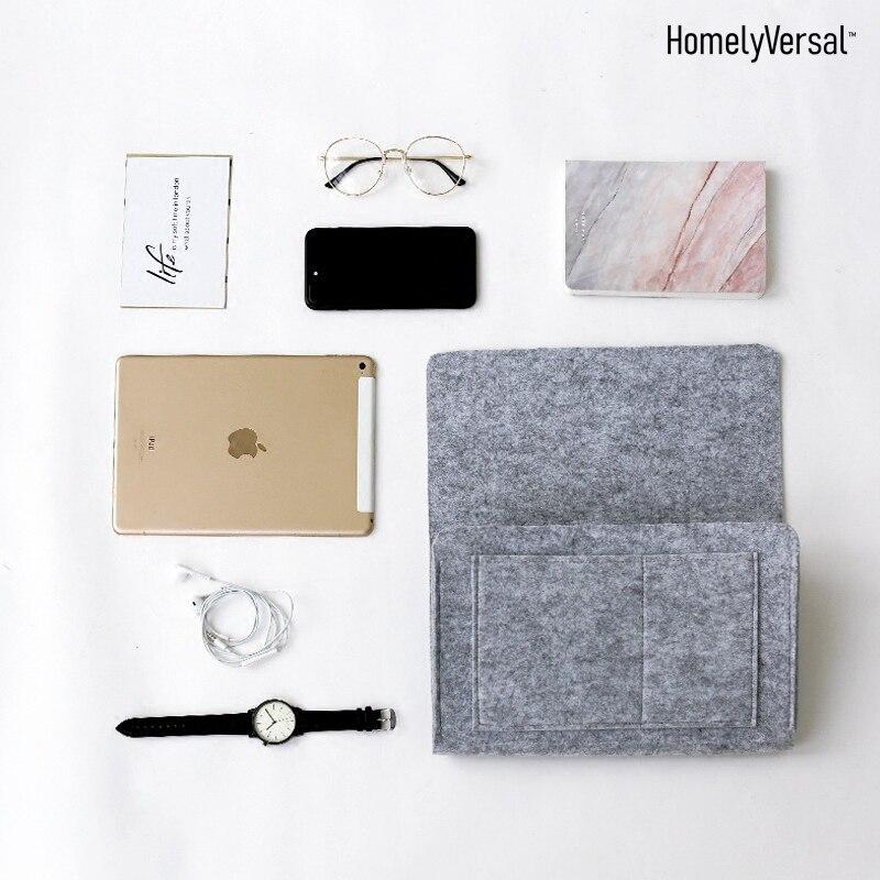 Прикроватный органайзер для хранения прикроватный висячий карман для организации журнального телефона маленькие вещи Экономия пространства кровать посылка