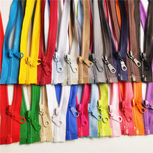 2pcs/lot 28 Inch (70cm) Separating Jacket Zippers for Sewing Coat Jacket Zipper Heavy Duty Plastic Zippers Bulk(China)