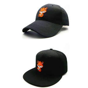 the best attitude fa2b6 e0963 LDSLYJR embroidery cotton Snapback Hats for kids adult size