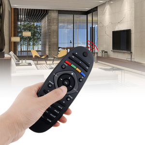 Image 2 - 1PC האוניברסלי פיליפס טלוויזיה שלט רחוק חכם דיגיטלי החלפה מרחוק בקר תמיכה 2 x AAA סוללות עבור פיליפס טלוויזיה/DVD