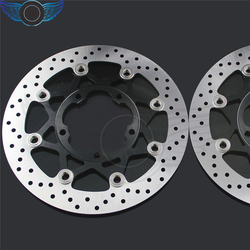 310MM motorcycle accessories left right Front Brake Disc Rotors Front Brake Disc Rotor for Suzuki GSXR1000 2005 2006 2007 2008