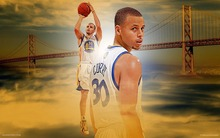 The Golden State Warriors Stephen Curry The Final 3X5FT Flag 90×150 cm 100% Polyester Free Shipping LA NBA Flag