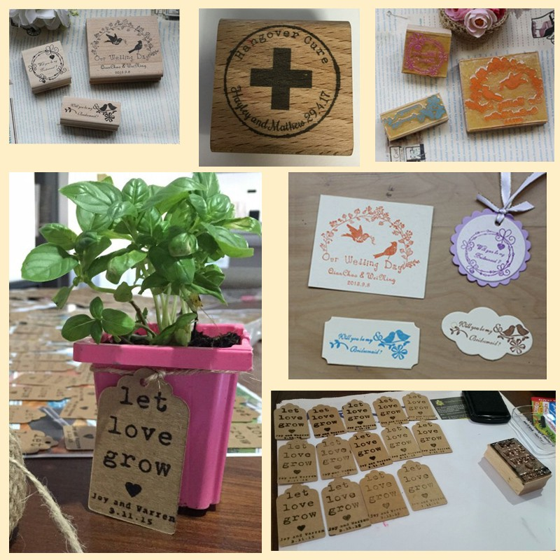 Aliexpress Buy From My Shower To Yours Custom Rubber Stamp For
