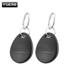 Fuers 1, 2, 3, 5 шт. смарт-карта RFID Arm и Disarm Keyfob ID карта контроля доступа работает с WG11 PG103 PG106 домашняя сигнализация