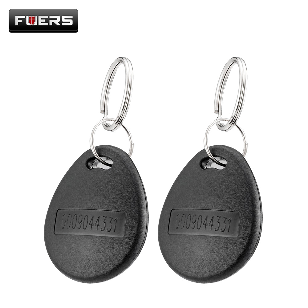 Fuers 1 2 3 5 Pcs Smart RFID Card Arm And Disarm Keyfob ID Card Access Control Card Work With WG11 PG103 PG106 Home Alarm System