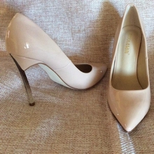 Big Size 35-45 Classic Women Pumps Pointed Toe Thin High Heels Women Shoes Party Wedding Shoes Woman Sexy Ladies Shoes