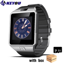 Keyou bluetooth smart watches android watch men 2G GSM SIM TF sport smartwatch dz09 android camera for iphone Samsung HUAWEI