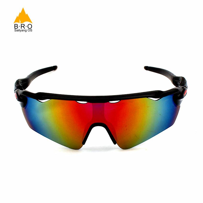 UV400 Cycling Sunglasses Men Sport Cycling Glasses Women Running Sunglasses Sports Eyewear Glasses for Bicycles Cycling Eyewear