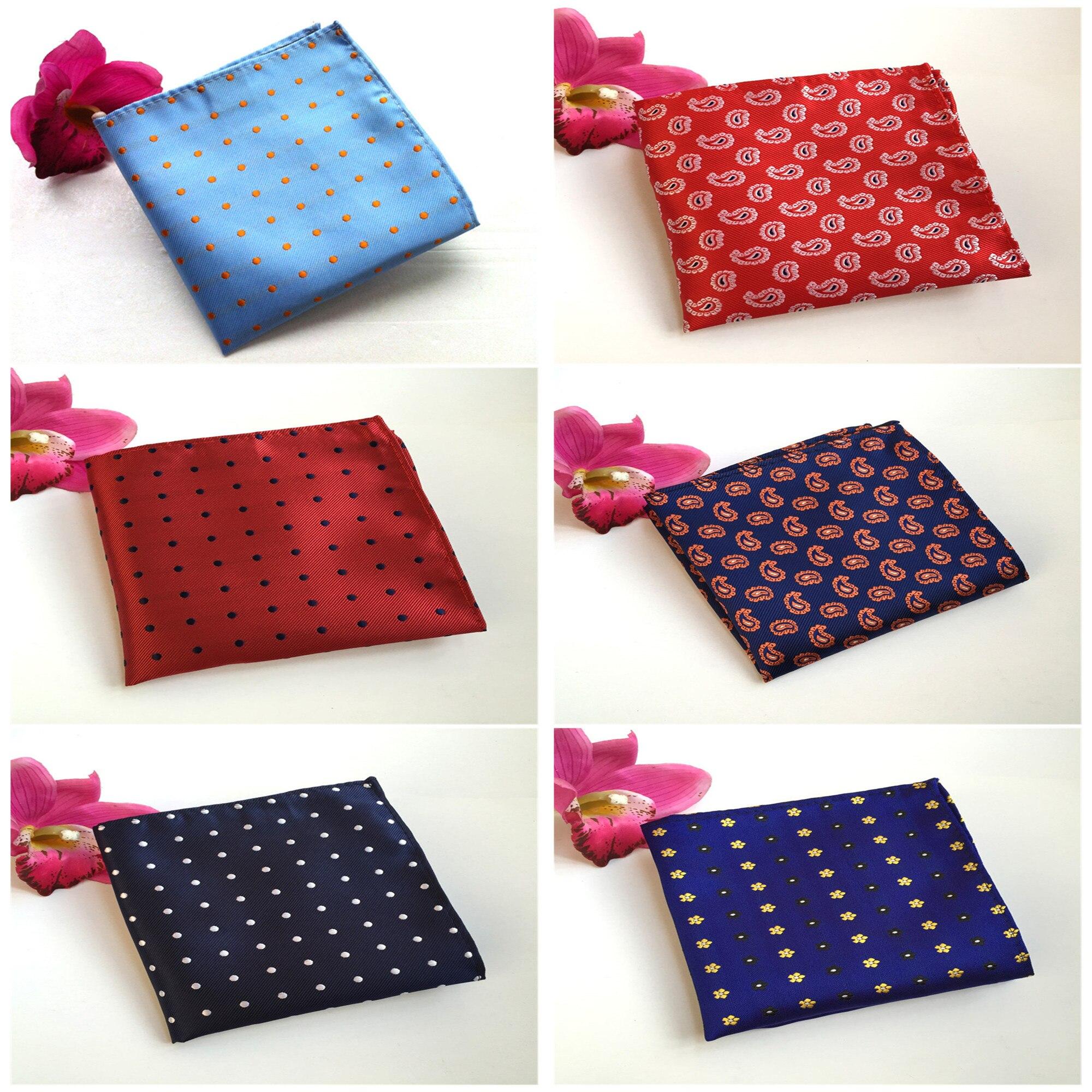 High Quality Explosion Fashion Men's Decorative Pocket Towel Unique Design 2019 Polyester Pattern Suit Handkerchief Pocket Towel