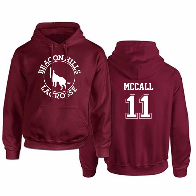 HTB1YN2.OpXXXXcbXFXXq6xXFXXXk - Beacon Hills Lacrosse TeenWolf Stiles Stilinski hoodies