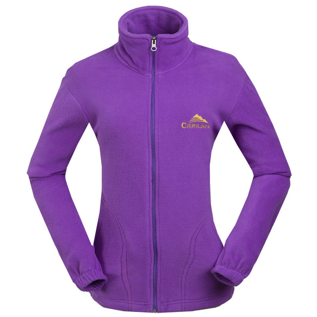 Aliexpress.com : Buy New Womens Hiking Fleece Jacket Classic Golf ...