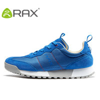 Men Round Toe Soft Sole Walking Shoes Men Lightweight Breathable Sports Sneakers Classic Outdoor Non Slip Wearable Shoes #B2571