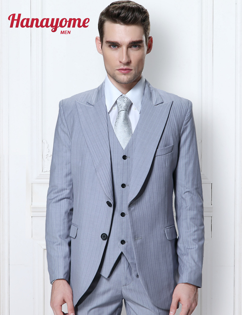 Aliexpress.com : Buy Light Blue Suit Jacket Tuxedo Custom Made ...