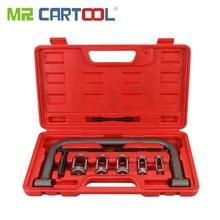 MR CARTOOL Car Engine Cylinder Head Valve Spring Compressor Remove Install Tool Clamp Set ATVs Installer Removal Tool Motorcycle цена в Москве и Питере