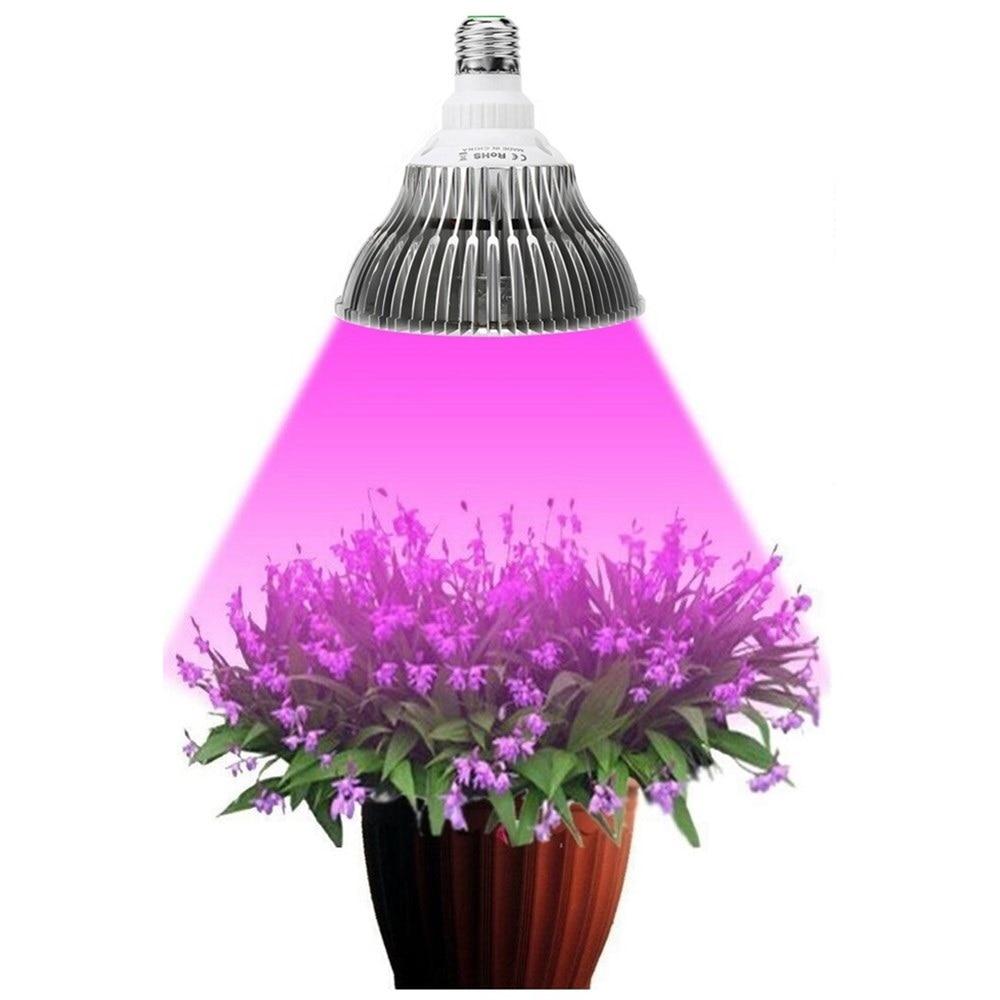 چراغ های رشد کامل چراغ های رشد LED 30W 50W 80W E27 چراغ باغ برای رشد گیاهان گیاهان و سیستم هیدروپونیک