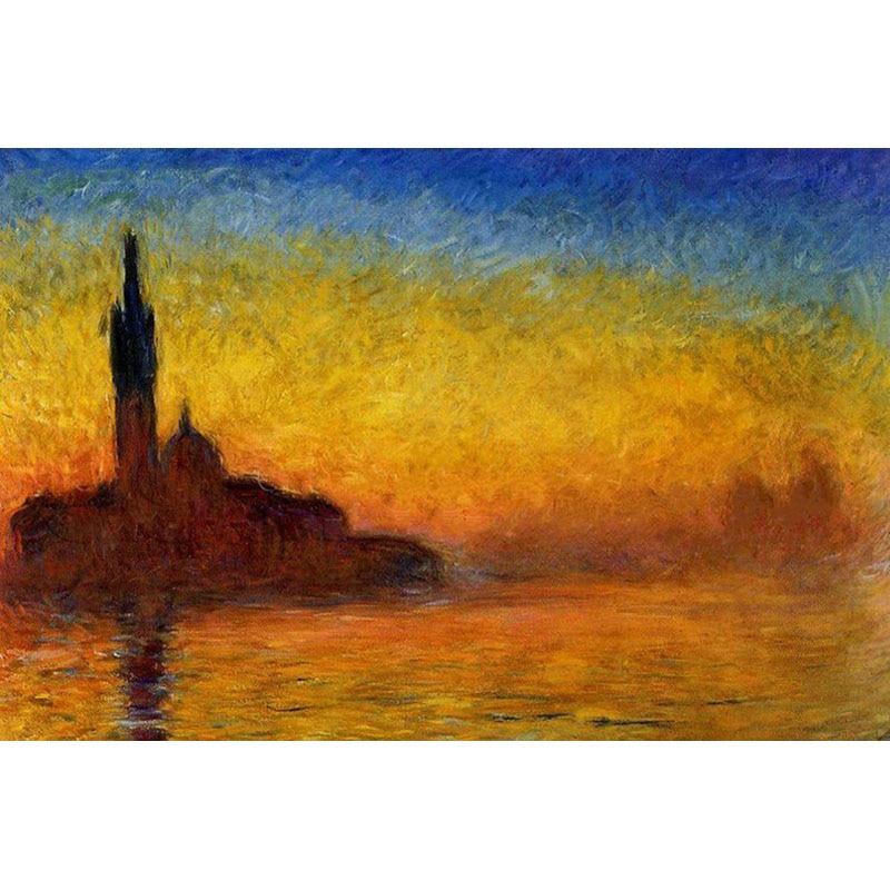 Claude Monet Abstract Art