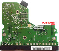 WD HDD PCB Logic Board 2060 701292 001 REV A For 3 5 IDE PATA Hard