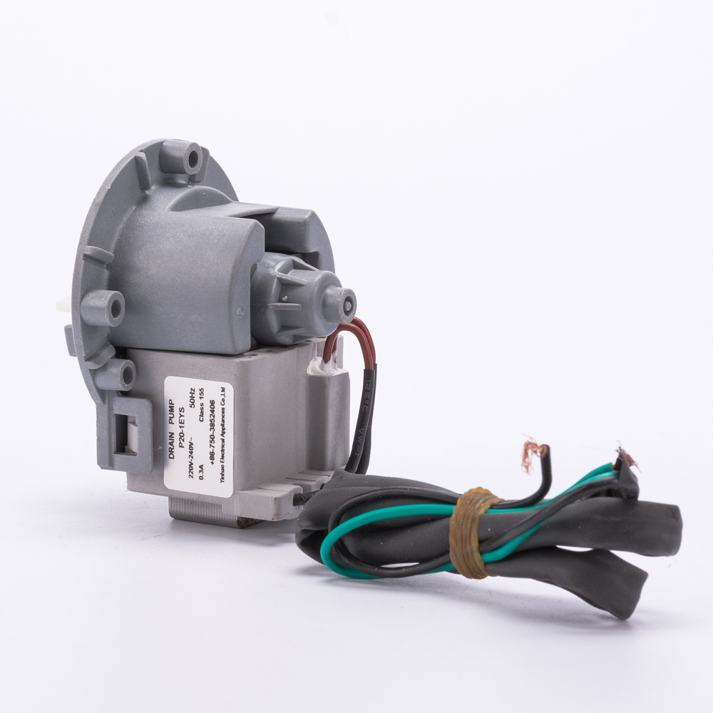 new washing machine drain pump 220V P20-1 original washing machine replacement spare parts for home improvements PSB12 new original atm machine spare parts wincor 2050xe measuring station 1750044668 01750044668